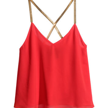 H&M Bell-shaped top £14.99