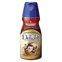International Delight Cold Stone Founder's Favorite Brownie Sundae 16 oz