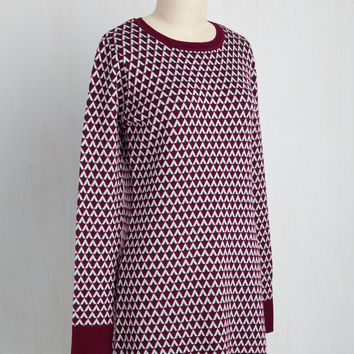 Warmth of the Worlds Sweater Dress | Mod Retro Vintage Dresses | ModCloth.com