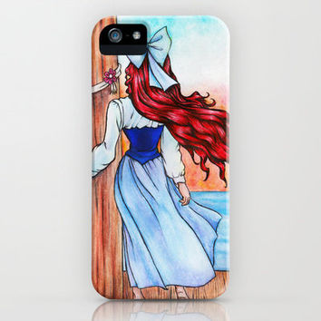 When Love Sails Away... iPhone & iPod Case by Kimberly Castello
