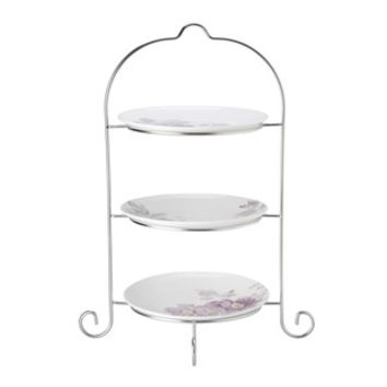 Laura Ashley Peony Cake Stand