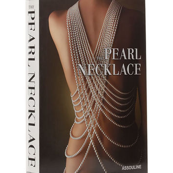 Assouline Publishing Mikimoto The Pearl Necklace