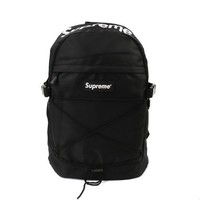 DCCK Black 'Supreme' Stylish Backpack