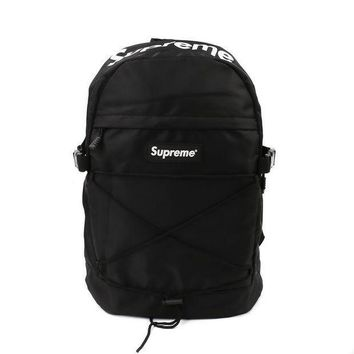 DCCK8H2 Black 'Supreme' Stylish Backpack