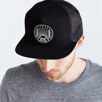 Poler Camp Vibes Trucker Hat - Urban from Urban Outfitters 55f8070ca954
