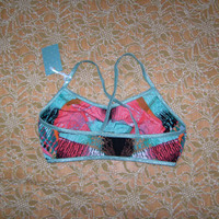 "Bra Top for dancewear or layering piece. Size 32""-34"" bust. Womens small"