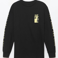 HUF The Type Long Sleeve T-Shirt at PacSun.com