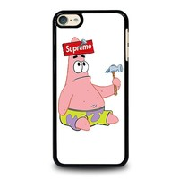 SUPREME PATRICK iPod Touch 6 Case Cover