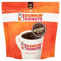 Dunkin' Donuts Original Blend Medium Roast Ground Coffee, 24 oz - Walmart.com