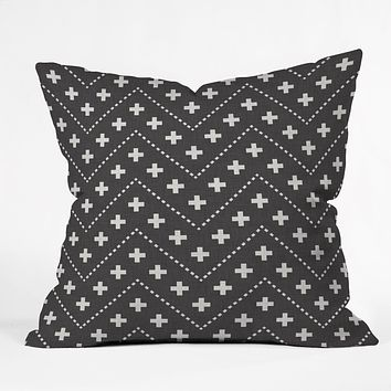 Holli Zollinger Dash And Plus Throw Pillow