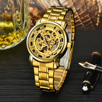 Good Quality New Arrival Stylish Designer's Trendy Awesome Gift Great Deal Men Watch [9532097671]