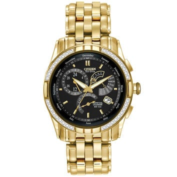 Best Men's Citizen Diamond Watch Products on Wanelo