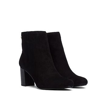 ZIPPER HEEL ANKLE BOOT | Tommy Hilfiger