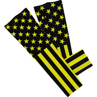 Tactical USA Yellow Arm Sleeve  (No Refunds - No Exchanges)