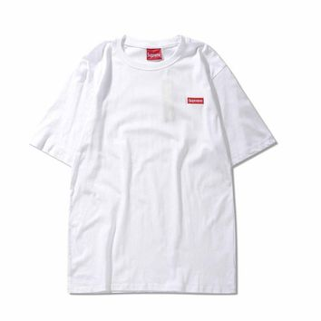 spbest Supreme T-Shirt  Small Box Logo