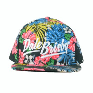 DALE BRISBY - TROPICAL (DARK) SNAPBACK