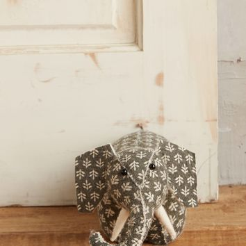 Serengeti Animal Doorstop
