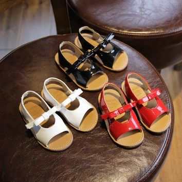 PEAPIX3 Design Summer Shoes Korean Stylish Butterfly Sandals [4919714564]