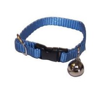 Ferret Bell Collar Royal Blue