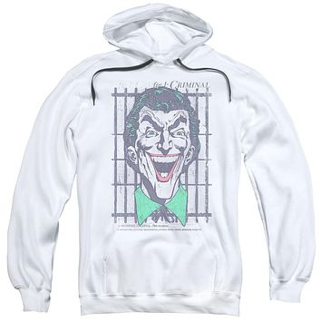 The Joker Criminal Hoodie