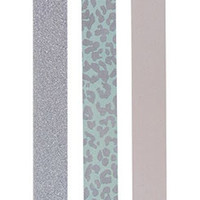 Retro Nail File Trio