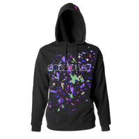Coldplay Official Store | Coldplay Mylo Xyloto Butterfly Confetti Sweatshirt