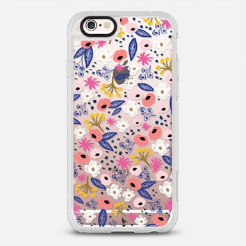 Spring Florals iPhone 6s case by The Paper Bunny | Casetify