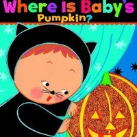 Where Is Baby's Pumpkin? (Karen Katz Lift-the-Flap Books)