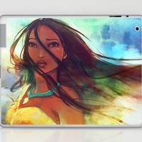 The Wind... Laptop & iPad Skin by Alice X. Zhang | Society6
