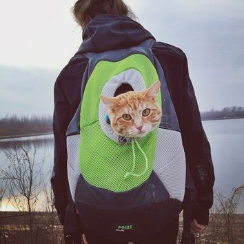 Wacky Paws Pet Backpack