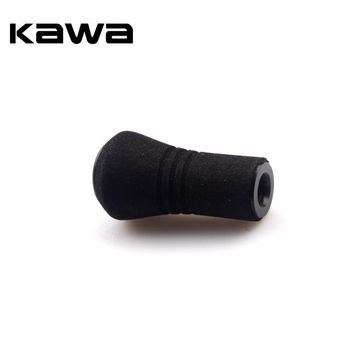KAWA Fishing Reel EVA Knob, For Bait Casting and Spinning Reel Cranking Handle Knob  for Bearing 7*4*2.5mm Fishing Accessory