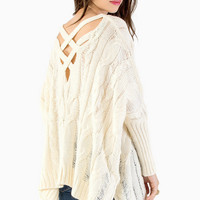 Triana Knit Sweater $44