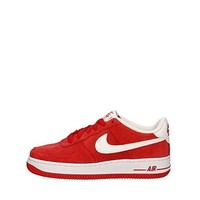 Nike AIR FORCE 1 (GS) boys basketball-shoes 596728 nike air force
