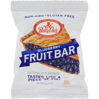 Betty Lou's Gluten Free Fruit Bars Blueberry - 2 oz - Pack of 12