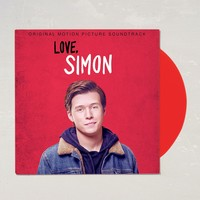 Various Artists - Love, Simon Original Motion Picture Soundtrack 2XLP | Urban Outfitters