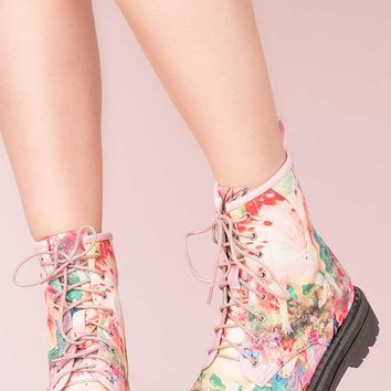 JEFFREY CAMPBELL - GROHL FAB BOOTS