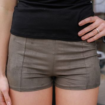 Places To Be Shorts