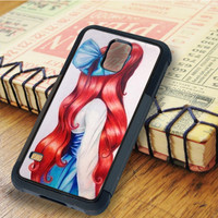 The Little Mermaid Ariel Princess | For Samsung Galaxy S5 Cases | Free Shipping | AH0583