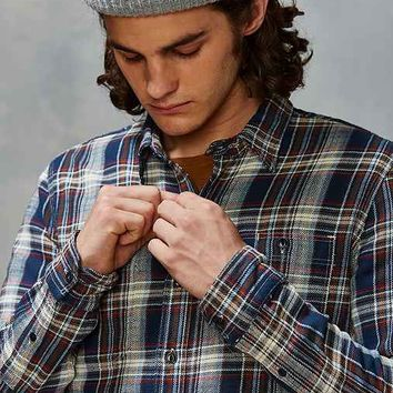 Levi's Dress Plaid Button-Down Workshirt