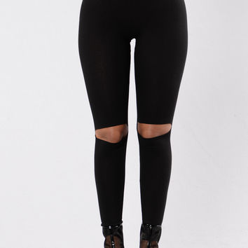 Turbo Leggings - Black