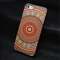 1pcs Painted Hard HD Back Cover Case for iphone 5 5s 4 4s 6 6 plus w-120 [6435030596]