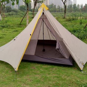 Viking Strong: 3-4 Person Tipi Expedition Tent