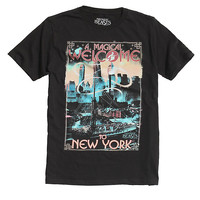 Fantastic Beasts And Where To Find Them Welcome To New York T-Shirt