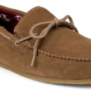 Sperry Top-Sider R&R 1-Eye Moc Slipper Tan, Size 8M  Men's Shoes