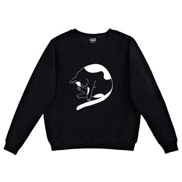 Kitty Fur Ball Sweatshirt