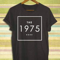Screenprint funny popular shirt on etsy the 1975 band for t shirt mens, t shirt woman available size by RnhKaos