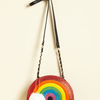 Rainbow Might Bag | Mod Retro Vintage Bags | ModCloth.com