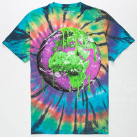 YOUNG THUG Slime Earth Swirl Mens T-Shirt | Graphic Tees