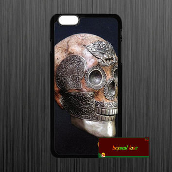 Plants Floral Skull Protective Cover case forsamsung galaxy