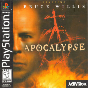Apocalypse - Playstation (Game Only)